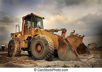 équipement, construction