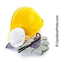équipement, construction, sécurité