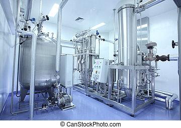 équipement, industriel