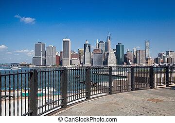 -, horizon, nouveau, nyc, york, manhattan