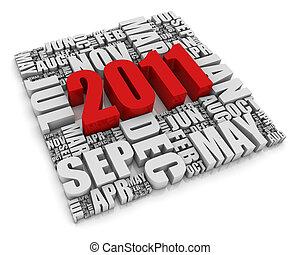 2011, année