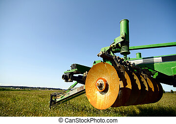 agriculture, machinerie