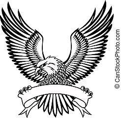 aigle, emblème