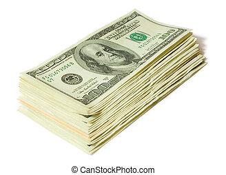 argent, concepts., finances