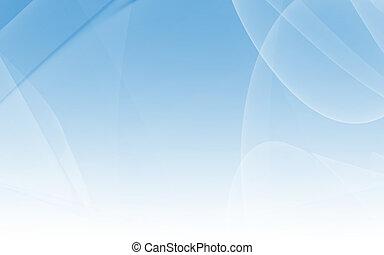 arrière-plan bleu, texture, résumé