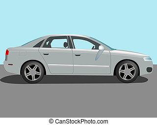 automobile, vecteur