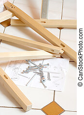 bâtiment, instructions