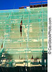 bâtiment, rénovation
