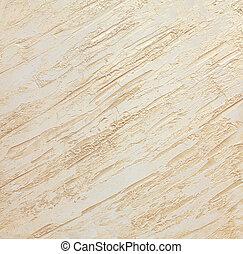 beige, texture, mur, lustre, grand, peint