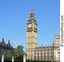 ben, parlement, grand
