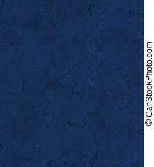 bleu, texture, marbre, fond