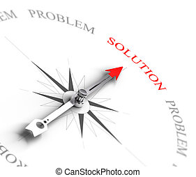 business, -, problème, consultant, résoudre, solution, vs