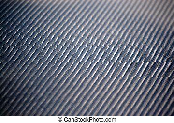 carbone, fibre, vrai