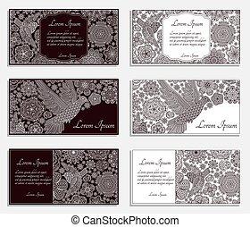 cartes, invitation