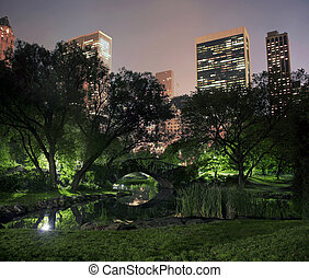 central, nyc, parc