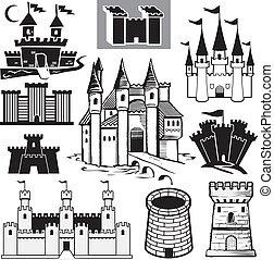 château, collection