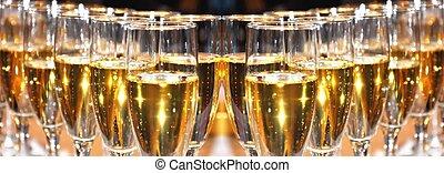 champagne, célébration
