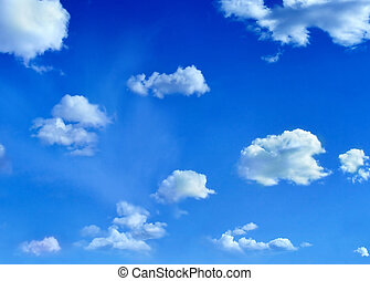 ciel, nuages