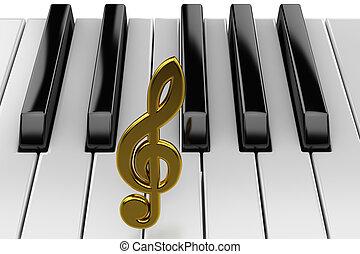clavier piano