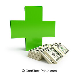coûteux, plus, médecine, devient