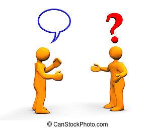 communication, problème