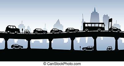 confiture, trafic