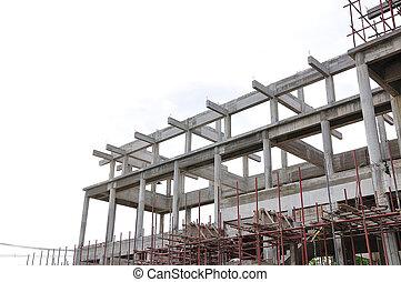 construction bâtiments