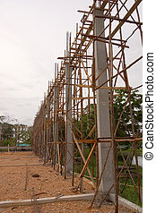 construction, house.