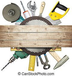 construction, outils