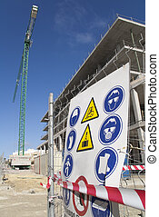 construction, sécurité
