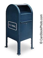 courrier, nous