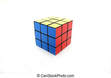 cube, magie