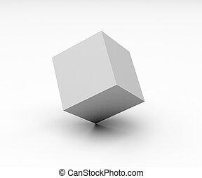 cube, vide