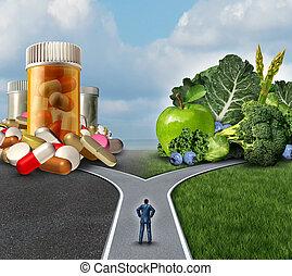 décision, médicament