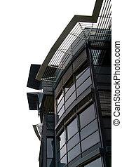 détail bâtiment, bureau
