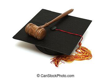 droit & loi, diplômé