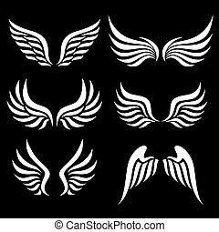 ensemble, ailes