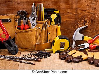 ensemble, outils, fonctionnement