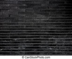 extérieur, bâtiment., mur, pâle, arrière-plan., brique