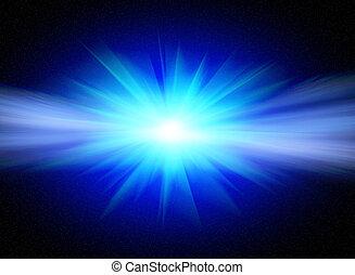 flash, étoile
