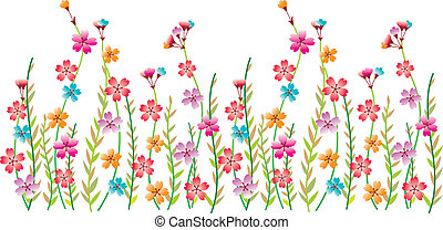 fleur, frontière, fantaisie