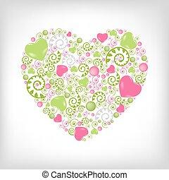 forme coeur