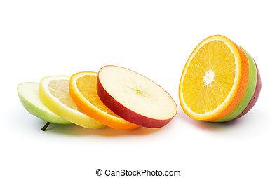 fruit mélangé