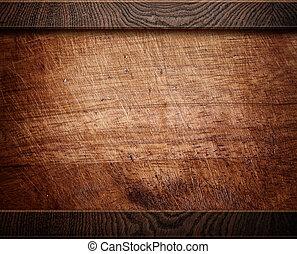 furniture), bois, fond, texture, (antique