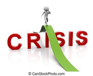 gestion, crise, stratégie