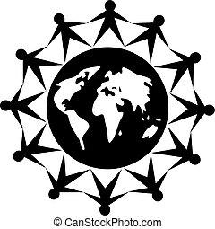global, gens