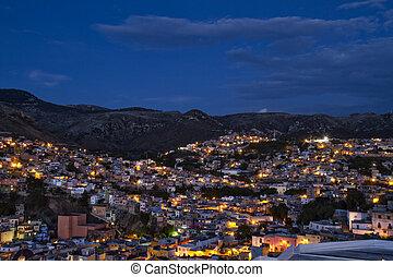 guanajuato, nuit