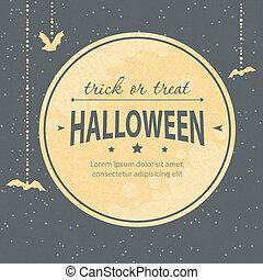 halloween, invitation
