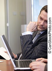 homme, business