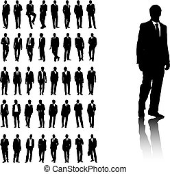 hommes, business